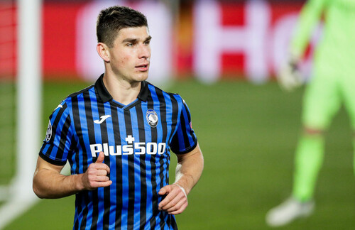 Маліновський повторив рекорд Луїша Фігу в Серії A