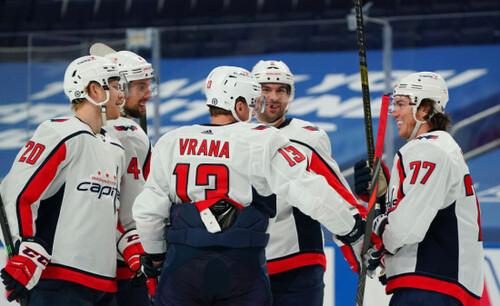 НХЛ. 8 шайб Вашингтона, перемоги Піттсбурга, Колорадо і Вегаса