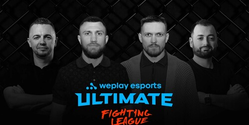 Усик и Ломаченко создали новую компанию WePlay Ultimate Fighting League