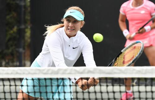 Російська тенісистка зробила щеплення американською вакциною