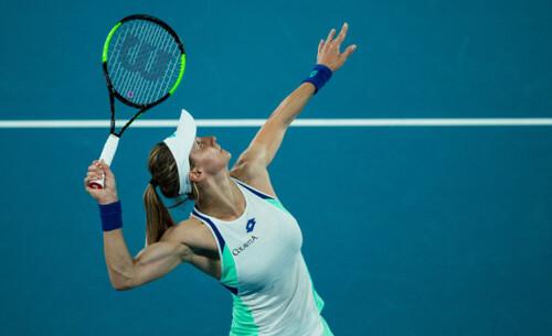 Сразу четыре украинские теннисистки заявились на турнир в Хорватии