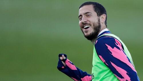 Азар пропустит ответный матч с Ливерпулем
