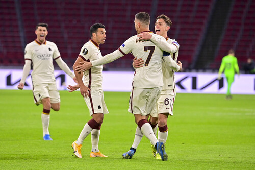 Рома - Аякс. Прогноз и анонс на матч Лиги Европы