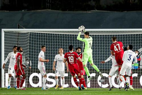 Где смотреть онлайн матч 1/4 финала Лиги чемпионов Ливерпуль – Реал Мадрид