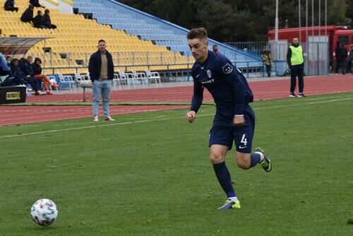 Тарас САКИВ: «Еще есть матчи, чтобы Минай покинул зону вылета»