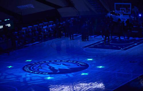 Матч НБА был отменен из-за убийства темнокожего в Миннесоте