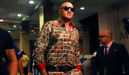 Тайсон ФЬЮРИ: Я лучший супертяж. Победил Кличко и Уайлдера. И Джошуа побью