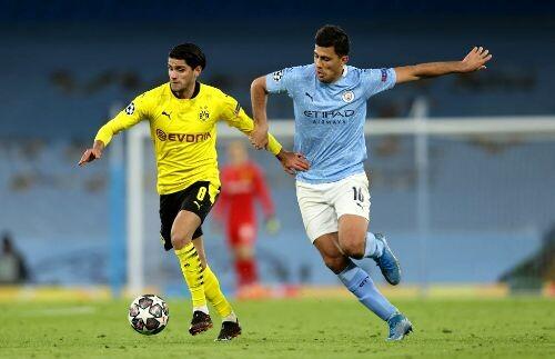 Боруссия Д - Манчестер Сити - 1:2. Текстовая трансляция матча