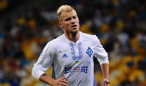 Источник: Возвращение Ярмоленко в Динамо не рассматривается