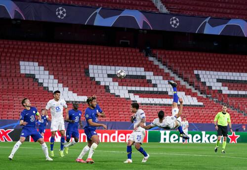 Челсі – Порту – 0:1. Феноменальна бісіклета! Відео голу та огляд матчу
