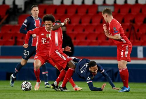 Не дожали. ПСЖ проходит Баварию на пути к полуфиналу Лиги чемпионов