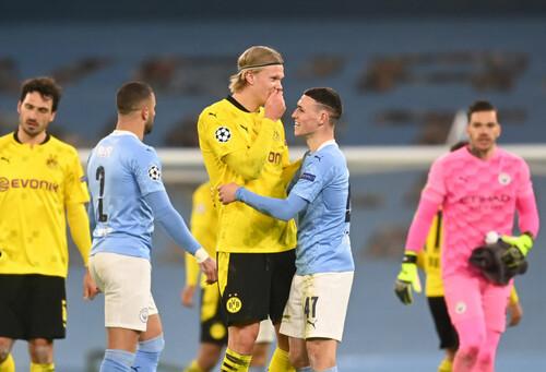 Боруссия Дортмунд – Манчестер Сити. Смотреть онлайн. LIVE трансляция