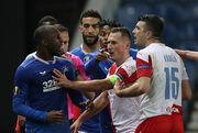 Гравця Славії дискваліфікували на 10 матчів за прояв расизму