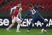Славия Прага - Арсенал - 0:4. Текстовая трансляция матча