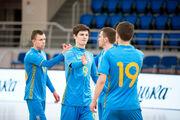 ОФИЦИАЛЬНО. Сборная Украины по футзалу вышла на чемпионат Европы 2022