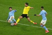 Эмре ДЖАН: «Боруссия играла против лучшей команды в мире»