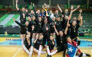 Кам'янський СК Прометей - чемпіон України з волейболу серед жінок