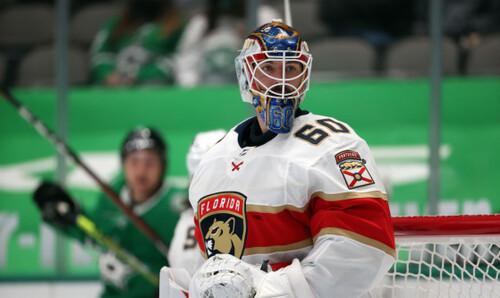 ВИДЕО. Отличная реакция. Вратарь НХЛ остановил шайбу на линии