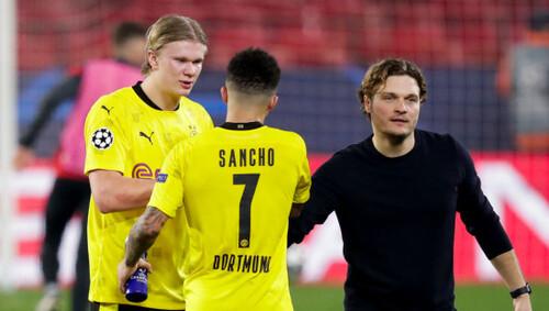 Директор Боруссии Д: «Нам не нужно продавать Холанда. Долг клуба - 0 евро»