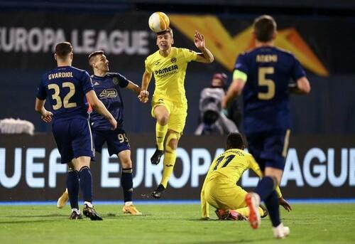 Вильярреал – Динамо З. Прогноз на матч Лиги Европы