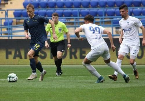 Перемога — Металл — 0:4. Видео голов и обзор матча