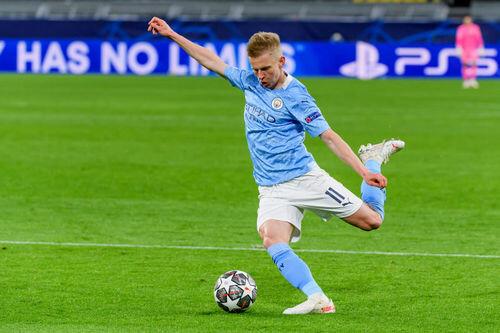 Зинченко о победе над Боруссией Дортмунд: «Полуфинал»