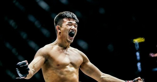 ВИДЕО. Россиянина нокаутировали за 73 секунды в бою за чемпионство ONE