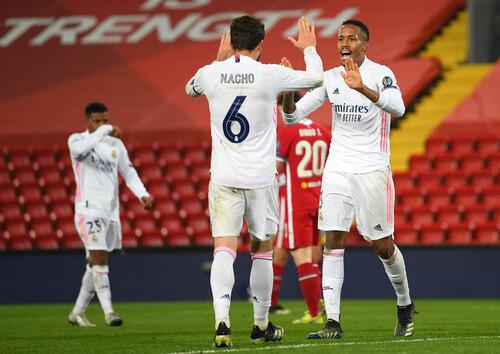 Реал впервые после ухода Роналду вышел в полуфинал Лиги чемпионов