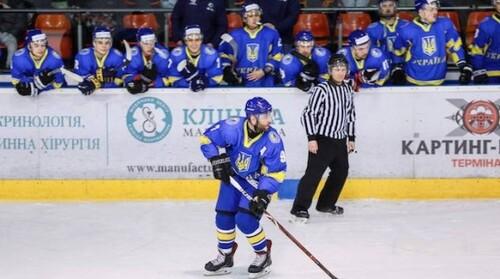 Перший збір при новому тренері. Збірна України оголосила список хокеїстів