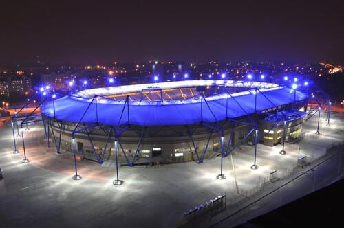 Сборная Украины может провести все три матча перед Евро-2020 в одном городе