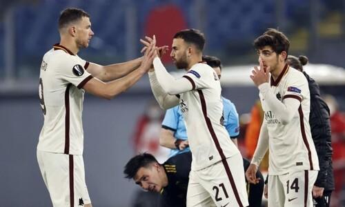 Аякс майже відігрався. Рома вийшла до півфіналу Ліги Європи
