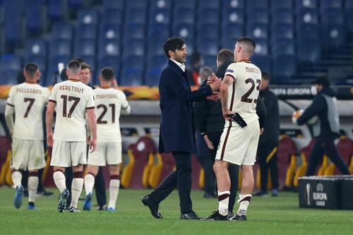 Рома – Аякс – 1:1. Фонсека вышел в полуфинал. Видео голов и обзор матча