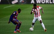 Где смотреть онлайн матч Кубка Испании Атлетик – Барселона
