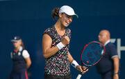 Калинина вышла в четвертьфинал турнира в Португалии, Снигур вылетела