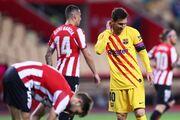 Атлетик - Барселона - 0:4. Текстовая трансляция матча