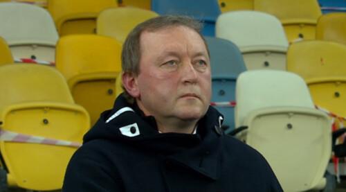 Владимир ШАРАН: «В матче со Львовом настраиваем ребят только на победу»