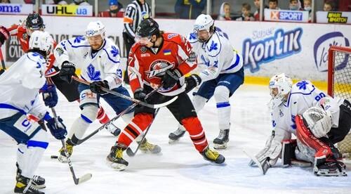 УХЛ. Донбас відкрив фінал плей-оф важкою перемогою над Соколом