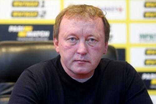 Владимир ШАРАН: «Ужас и стыд, что команда так выступила»