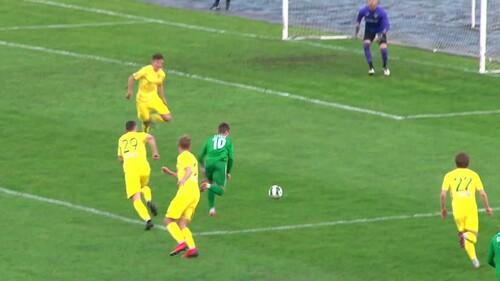 ВПК-Агро – Прикарпатье – 1:1. Видео голов и обзор матча