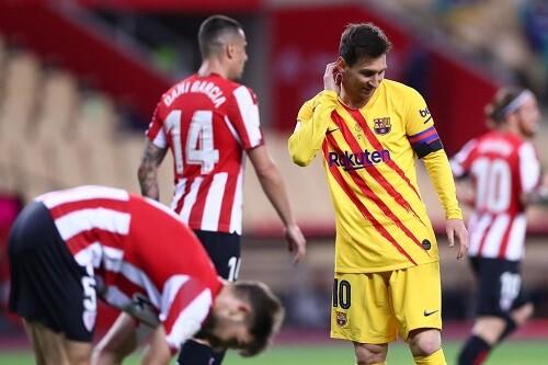 Атлетик - Барселона. Текстовая трансляция матча