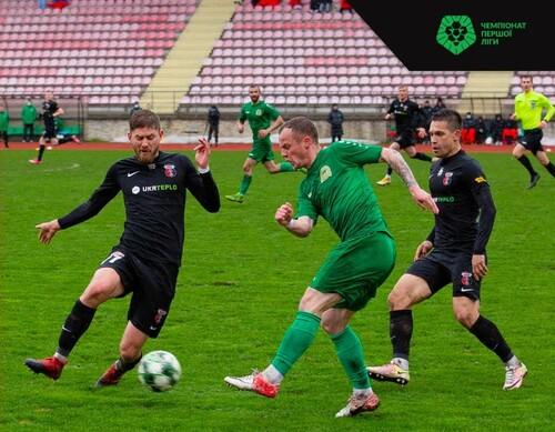 Нива Тернополь – Верес – 0:1. Видео гола и обзор матча