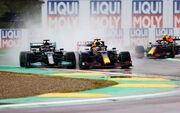 Загальний залік Формули-1. Хемілтон випереджає Ферстаппена на 1 очко