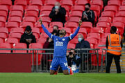Ихеаначо решает. Лестер вышел в финал Кубка Англии, переиграв Саутгемптон