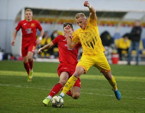 Где смотреть онлайн матч чемпионата Украины Ингулец – Рух