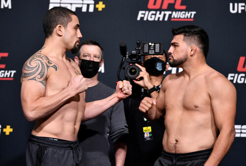 UFC: Роберт Віттакер – Келвін Гастелум. Дивитися онлайн. LIVE трансляція