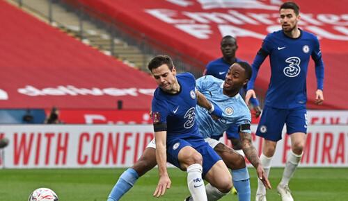Манчестер Сіті без Зінченка вилетів з Кубка Англії