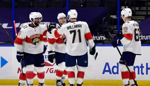 НХЛ. 6 шайб Вашингтона и Рейнджерс, поражения Тампы и Монреаля