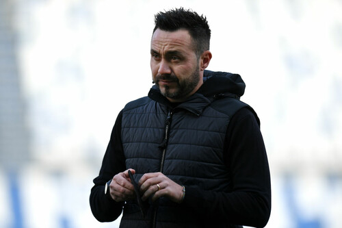 Срна лоббирует назначение Де Дзерби тренером Шахтера – журналист