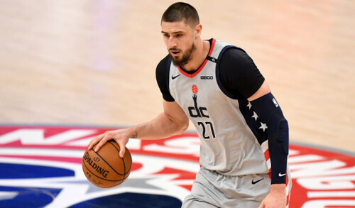 Алексей Лэнь получил травму в матче Вашингтона в НБА