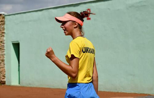 Украинка Соболева выиграла дебютный титул на турнире ITF